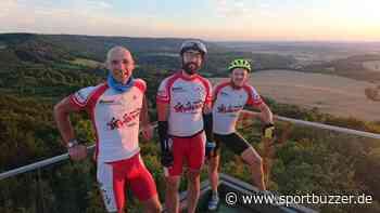 Ex-Leipziger radelt 400 Kilometer zum Triathlon am Kulkwitzer See - Sportbuzzer