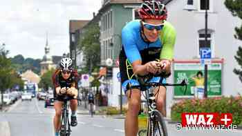 Sprockhöveler Triathlon-Pärchen hofft auf Ironman in Cascais - Westdeutsche Allgemeine Zeitung