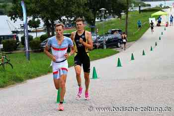 Der Zeller Triathlet Magnus Männer und das beste Rennen seines Lebens - Triathlon - Badische Zeitung