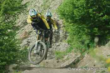 Video: Wyn Masters, Martin Maes and Ethan Craik Rip it up in Les Orres - Pinkbike.com