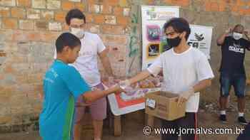 Cufa e Prefeitura de Sapucaia do Sul distribuem pães para comunidade do bairro Sete - Jornal VS