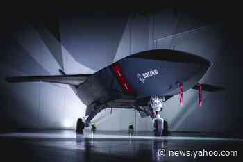 Four companies will square off to win money to build Skyborg drone prototypes