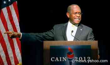 COVID-19: Herman Cain remains hospitalized on oxygen a month after being admitted