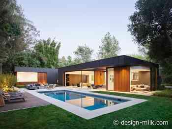 Assembledge+ Designs Three-Pavilion Laurel Hills Residence in Los Angeles - Design Milk