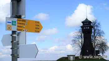 Wanderwege Gaildorf: Stadt verbessert Ausschilderung - SWP