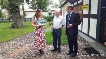 Kultur: Erkner wirbt bei Kulturministerin Schüle für seine Museen - Märkische Onlinezeitung