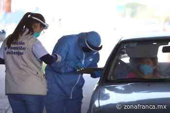 No hay defunciones en Celaya por COVID-19, pero se reportan 63 nuevos casos - Zona Franca