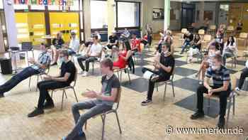 Geretsried: Entlassfeier an der Mittelschule - Merkur.de