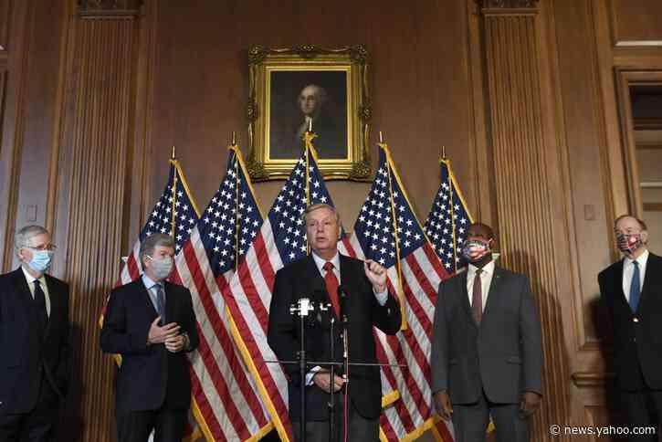 GOP tucks $8 billion for military weaponry in virus bill