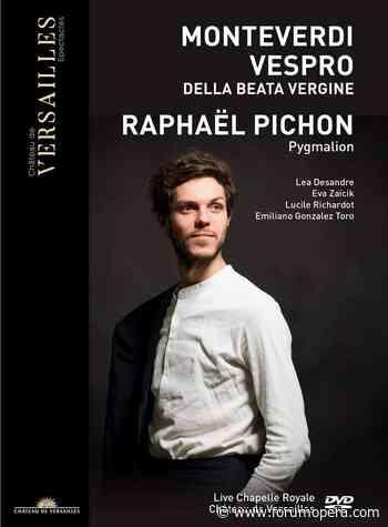 Versailles : la grisante vitalité d'un jeune label - Forum Opéra