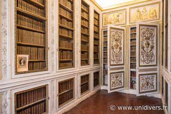 Visites insolites Bibliothèque Centrale de Versailles samedi 19 septembre 2020 - Unidivers