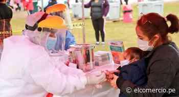 El 25,3% de la población de Lima y Callao estaría infectada de COVID-19, según el Minsa - El Comercio Perú