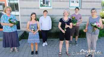 Offene Ganztagsschule am Gymnasium Eschenbach verabschiedet fünf Fachkräfte - Onetz.de