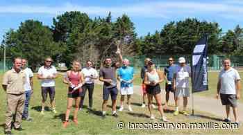Saint-Hilaire-de-Riez. Belle participation pour le tournoi de tennis d'été - maville.com