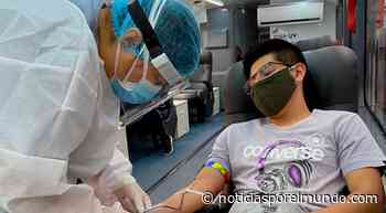 ▷ Donación de Sangre | Callao | vecinos se acercaron a donar en el Hemobus | Hospital Carrión | Por ti mi sangre | Sociedad - Noticias Peru - Noticias por el Mundo