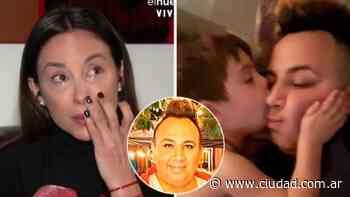 """Lourdes Sánchez, quebrada al recordar la relación de su hijo con La Floppy: """"Tenían un vínculo... - Ciudad Magazine"""