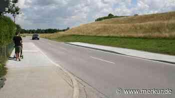 Oberhaching: Die Haltestelle ist da - nur der Bus noch nicht - Merkur.de