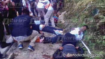 Diez heridos y cinco muertos en accidente en la vía Huixtla-Motozintla - Diario de Chiapas