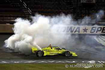 Pagenaud van laatste plek naar P1 in Iowa, Van Kalmthout valt uit - Motorsport.com Nederlands