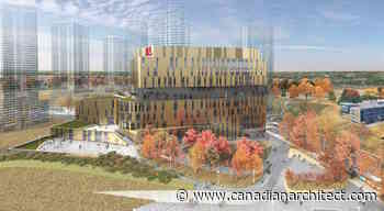 Diamond Schmitt designs new campus for York University - Canadian Architect