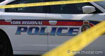 Man found shot in crashed vehicle in Markham dies - Toronto Star