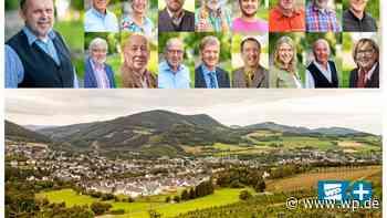Kommunalwahl: So stellt sich die SPD das moderne Olsberg vor - Westfalenpost