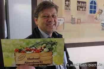 Weiterhin Maskenpflicht beim Einkauf in der Vlothoer City: Abendmarkt wird fortgesetzt - Westfalen-Blatt