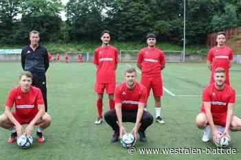 Fußball-Bezirksliga: SC Vlotho beginnt mit der Vorbereitung – zwölf Zugänge: Jung und hungrig - Westfalen-Blatt