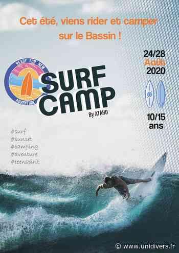 Surf Camp Ado camping les bonnes vacances lundi 24 août 2020 - Unidivers