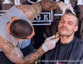 Santa Ana: Parque local se convierte en peluquería por un día - Excelsior