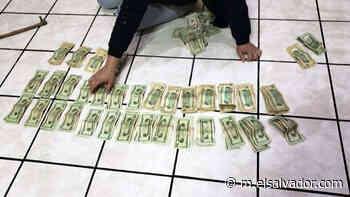 Capturan a extorsionistas que exigían $100 quincenales a transportista en Santa Ana - elsalvador.com