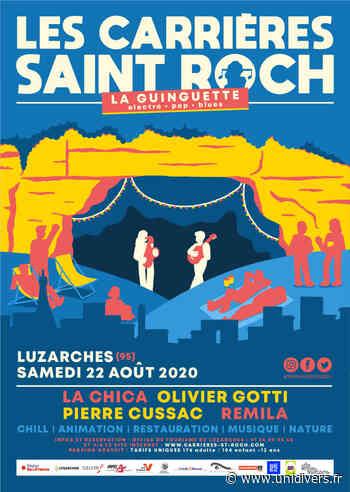 La guinguette des carrières St-Roch Espace Saint-Roch samedi 22 août 2020 - Unidivers