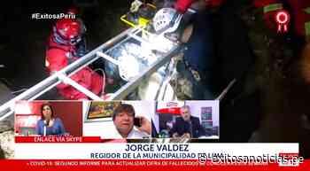 """Jorge Valdez: """"Muñoz debe asumir responsabilidad por fallecimiento de niño de 2 años"""" - exitosanoticias"""