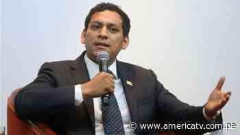 Valdez: Sesión del Congreso por 28 de julio cumplirá estándares de bioseguridad - América Televisión