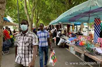 Cergy : le port du masque devient obligatoire sur les marchés - Le Parisien