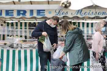 Coronavirus : Annemasse rend le port du masque obligatoire sur ses marchés ouverts - France 3 Régions