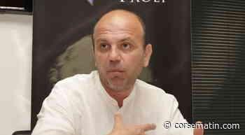 """INTERVIEW. Dominique Federici, président de l'université de Corse : """" Le port du masque en cours sera la règle à la rentrée """" - Corse-Matin"""