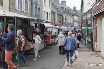 Covid-19. A Avranches, le port du masque est désormais obligatoire au marché - actu.fr