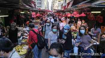 Coronavirus à Hong Kong : Les autorités imposent le port du masque en public - 20 Minutes