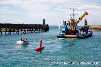 Fécamp. C'était quoi ce petit sous-marin rouge dans le port ? - Le Courrier Cauchois