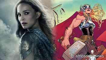 Thor: Love and Thunder, c'est Natalie Portman à révéler quand le tournage commencera - Africa Daily News