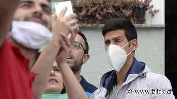Tennis: Novak Djokovic soll nun doch die US Open spielen - BLICK.CH