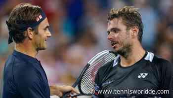 Wawrinka: 'Roger Federer,Rafael Nadal und Novak Djokovic sind nicht Teil dieser Welt' - Tennis World DE