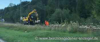 Bischofswiesen: Modernisierung der Bahnstrecke Freilassing–Berchtesgaden - Berchtesgadener Anzeiger