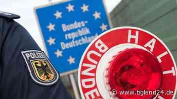Viel Arbeit für die Bundespolizei Freilassing: 49 Festnahmen bei Schwarzbach an einem Tag - bgland24.de