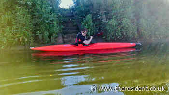 Why I'm Kayaking the Thames from Criklade to Richmond - The Resident