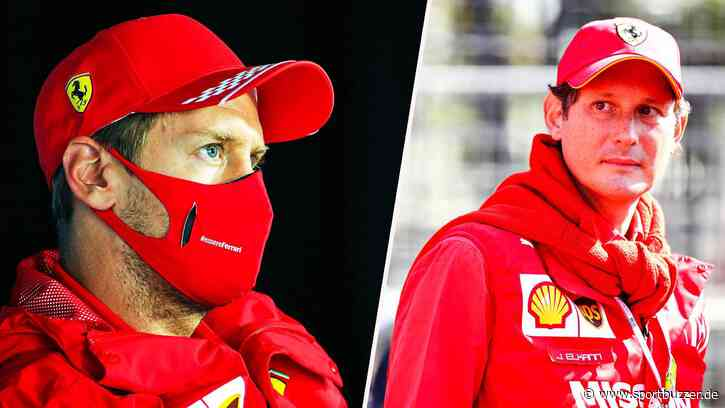 Ferrari-Boss Elkann erklärt Aus von Sebastian Vettel und kritisiert das Team für das schlechte Auto - Sportbuzzer