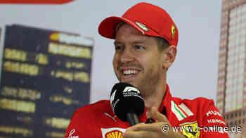 Formel 1: Das sagt Sebastian Vettel zum Nürburgring-Comeback - t-online.de