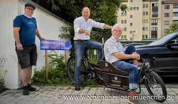 Kostenlos ausleihen und testen / Lastenrad der Gemeinde Planegg jetzt noch einfacher zu finden - 28.07.2020 - Wochenanzeiger München