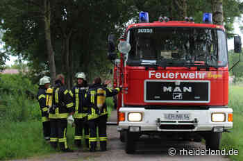 Feuerwehr Weener: Verpuffung, aber kein Feuer - Rheiderland Zeitung